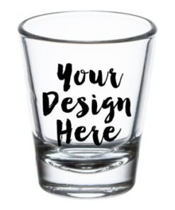 Customized Shot Glass