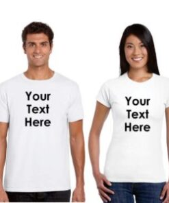 personalized couple shirt design