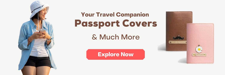 Passport Cover Banner